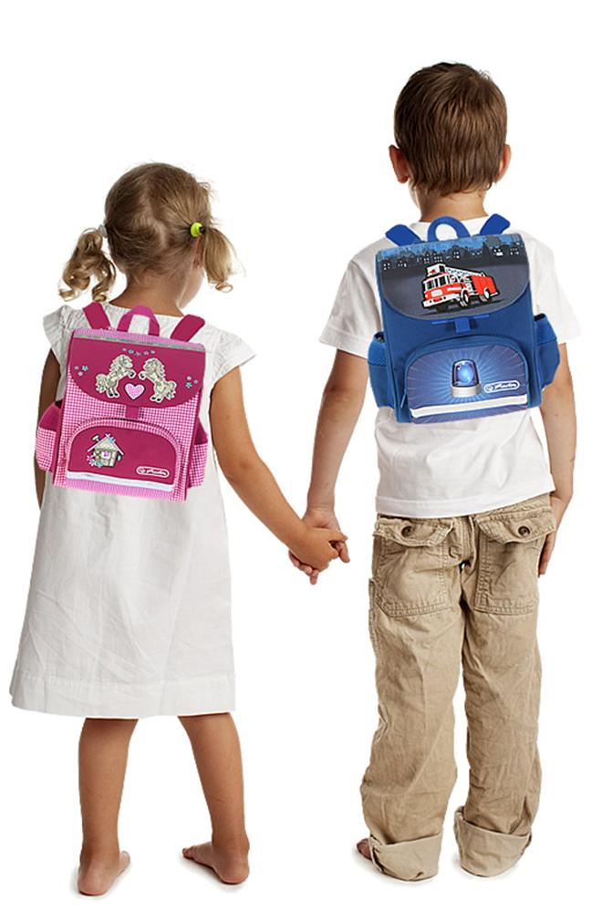 Дошкольные рюкзаки и ранцы