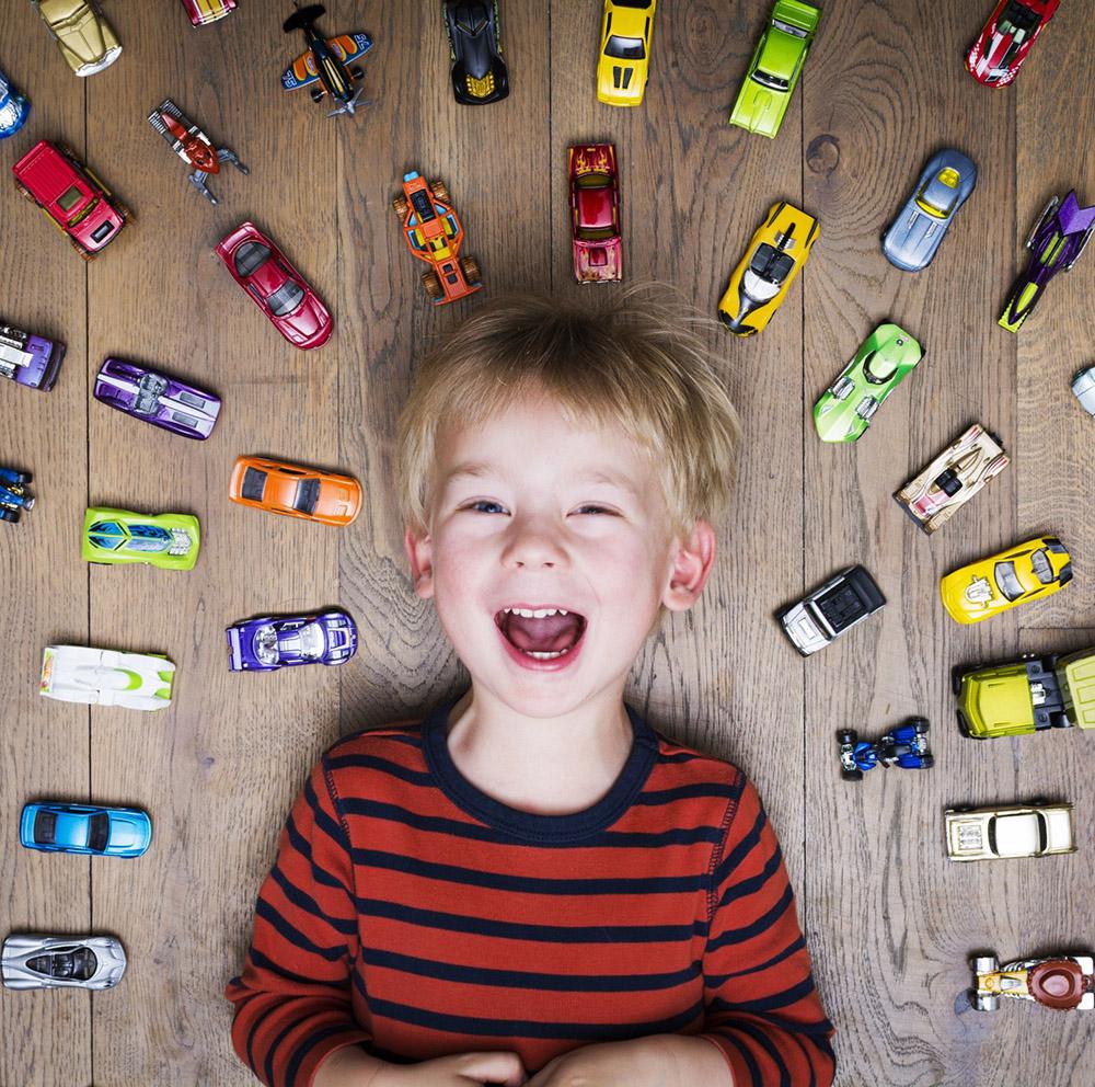 Машинки, техника и аксессуары