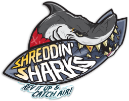 Shreddin' Sharks