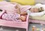 Кроватка для куклы Baby Born Сладкие сны (с постельным набором) 824399 0