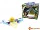 Игровой набор Glimmies S1 Волшебный Домик Жужу (раскладывается, с мерцающей  фигуркой) GLM04000/UA 2