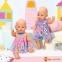 Одежда для куклы BABY BORN Милое платье (фиолетовое) 828243-2 2