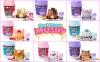 Набор ароматных игрушек-антистресс Smooshy Mushy Сквиш-мякиш серии Десертики  (174930-R4) 1