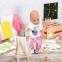 Набор одежды для куклы BABY BORN Трендовый розовый 828335 4