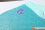 Плед-хвост BLANKIE TAILS серии Disney Русалочка Ариэль BT0093-B 3