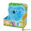 Интерактивная игрушка JIGGLY PUP Зажигательная коала JP007-BL (голубая) 9