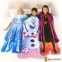Плед-платье BLANKIE TAILS серии Disney Холодное сердце Анна BT0090-B 2