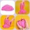 Песок для детского творчества KINETIC SAND Розовый блеск 71489P (907 g) 0
