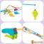 Игровой набор Battat Lite Магнитная рыбалка (2 удочки, 4 рыбки) 0