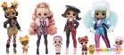 Игровой набор с куклой L.O.L. SURPRISE! серии O.M.G Winter Chill ОЧАРОВАШКА 570257 5