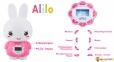 Интерактивная игрушка Большой зайка Alilo G7 1