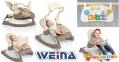 Кресло-качалка Weina MusiCozzi Magic шоколадный (4003.101.01) 0