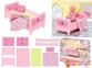 Кроватка для куклы Baby Born Сладкие сны (с постельным набором) 824399 2