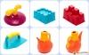 Набор для игры с песком и водой Battat Summery Мега-Ведерце Море BX1444Z (9 предметов) 0