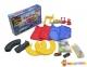 Игровой набор Bburago ГАРАЖ (3 уровня, 2 машинки) 18-30025 0