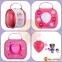 Игровой набор с куклами L.O.L. Bubbly Surprise СЕРДЦЕ-СЮРПРИЗ (в розовом кейсе) 558378 0