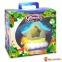 Игровой набор Glimmies S1 Волшебный Домик Жужу (раскладывается, с мерцающей  фигуркой) GLM04000/UA 3