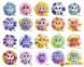 Интерактивная игрушка Tiny Furries ПУШИСТИК ГРИНИ (звук) 83690-GR 0