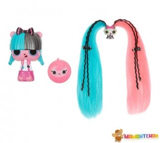 Игровой набор POP POP HAIR SURPRISE Модная прическа (с расческой и питомцем, в дисплее) 561873