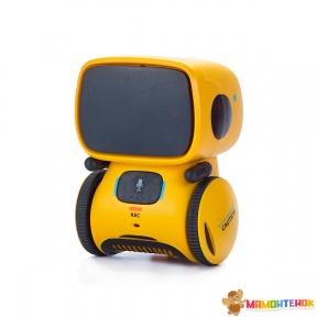 Интерактивный робот с голосовым управлением AT-ROBOT (жёлтый) AT001-03