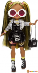 Игровой набор с куклой L.O.L. SURPRISE! серии O.M.G S2 Леди-Гранж 565123