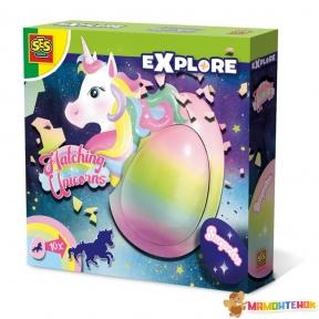 Растущая игрушка Единорог в яйце 25121S