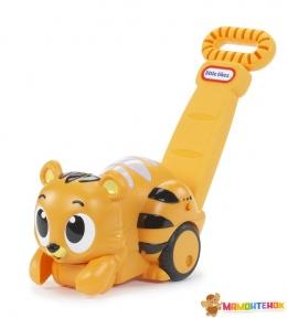 Развивающая игрушка-каталка Little Tikes Тигренок (свет, звук) 640926