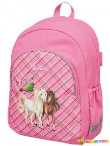 Рюкзак детский Herlitz Children's Backpack Horses