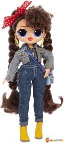 Игровой набор с куклой L.O.L. SURPRISE! серии O.M.G S2 Техно-Леди 565116