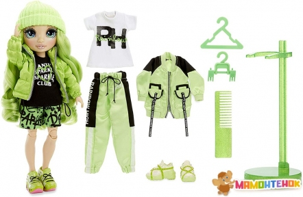 Кукла RAINBOW HIGH Джейд 569664