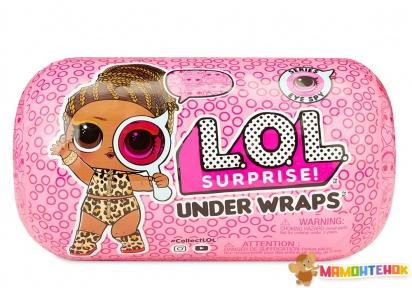 Игровой набор с куклой L.O.L. S4 Секретные месседжи (2 волна) 552048