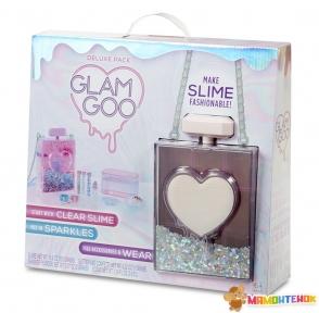 Набор для юного дизайнера слайм-аксессуаров Делюкс Glam Goo (549604)
