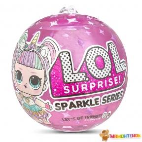 Игровой набор с куклой L.O.L. SURPRISE! СИЯЮЩИЙ СЮРПРИЗ 559658