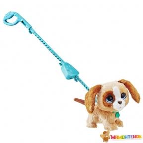 Интерактивная игрушка FurReal Friends Большой питомец Собака на поводке E3504/E4780