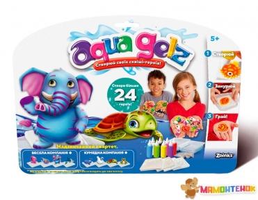 Набор для творчества Aqua Gelz Необычайный квартет ЗАБАВНАЯ КОМПАНИЯ 40202-02D