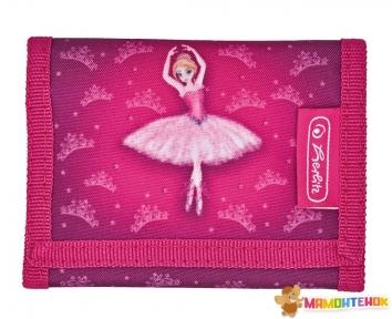 Кошелек детский Herlitz Children's purse Ballerina