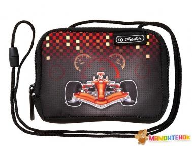 Кошелек детский Herlitz Neck pouch Formula 1