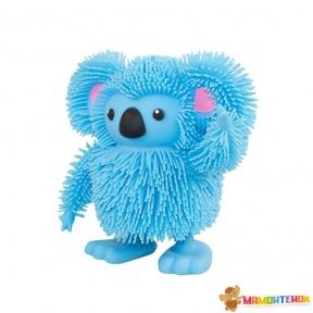 Интерактивная игрушка JIGGLY PUP Зажигательная коала JP007-BL (голубая)