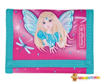 Кошелек детский Herlitz Children's purse Fairy
