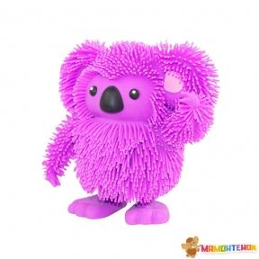 Интерактивная игрушка JIGGLY PUP Зажигательная коала JP007-PU (фиолетовая)