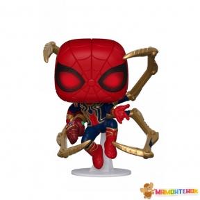 Игровая фигурка FUNKO POP! cерии Мстители Финал Человек-паук с нано-перчаткой 45138