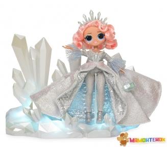 Кукла L.O.L. Surprise! O.M.G Winter Disco Леди Кристалл 559795