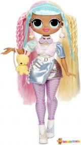 Игровой набор с куклой L.O.L. SURPRISE! серии O.M.G S2 Леди Бон-Бон 565109