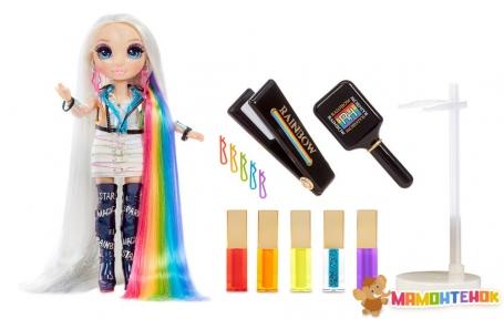 Кукла RAINBOW HIGH Стильная прическа 569329