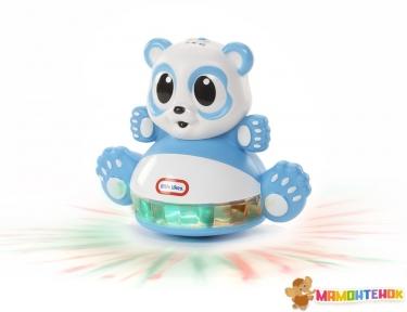 Развивающая игрушка-неваляшка Little Tikes Панда (свет, звук, датчик движения) 641442