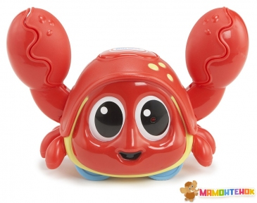 Интерактивная игрушка Little Tikes Поймай меня, крабик! (звук, датчик движения) 638510