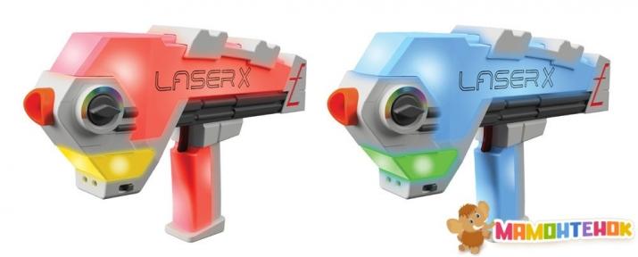 Игровой набор для лазерных боев LASER X EVOLUTION для двух игроков 88908