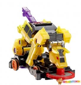 Машинка-трансформер Screechers Wild! L 2 ВИ-БОН