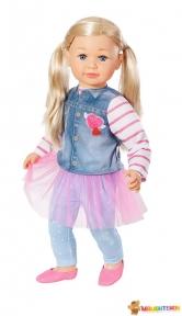 Кукла Zapf SALLY Лучшая подружка 877678 (63 см)