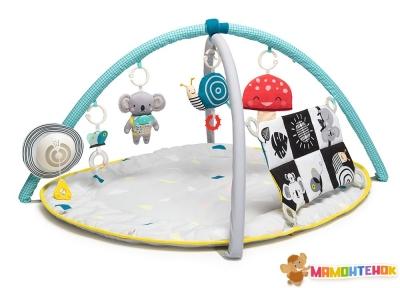Развивающий музыкальный коврик с дугами Taf Toys МИР ВОКРУГ 12435 (100х80х53 см)
